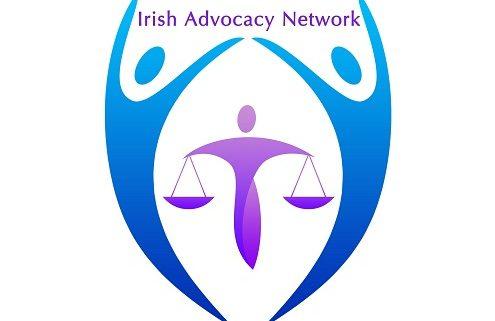 Irish Advocacy Network logo Client 2into3