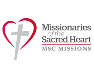 Missionaires of Sacred Heart Logo 2into3 client
