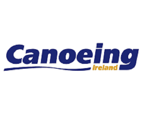 Canoeing Ireland logo 2into3