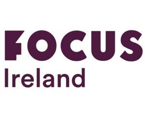Focus Ireland Logo Client 2into3