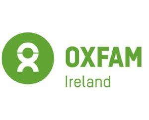 Oxfam Ireland logo 2into3 client