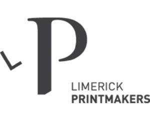 Limerick Printmakers logo 2into3