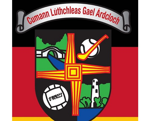 Ardclough GAA logo sports capital grant 2into3