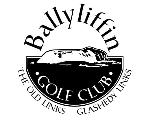 Ballyliffin Golf Club logo Sports Capital Grant 2into3