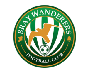 Bray Wanderers logo 2into3 sports capital grant application