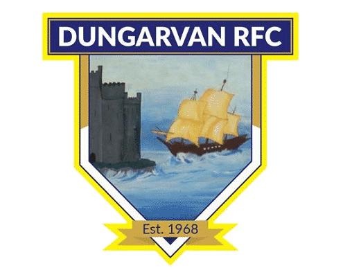 Dungarvan RFC sports capital grant application Ireland 2021 2into3