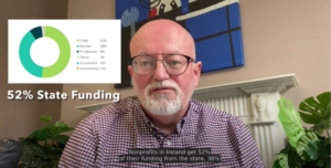 Impact of Covid on Funding of nonprofits Dennis' video