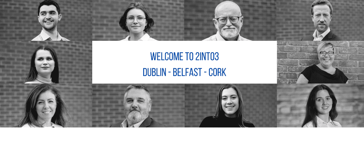 2into3 Not-for-Profit Consultancy Dublin, Belfast, Cork