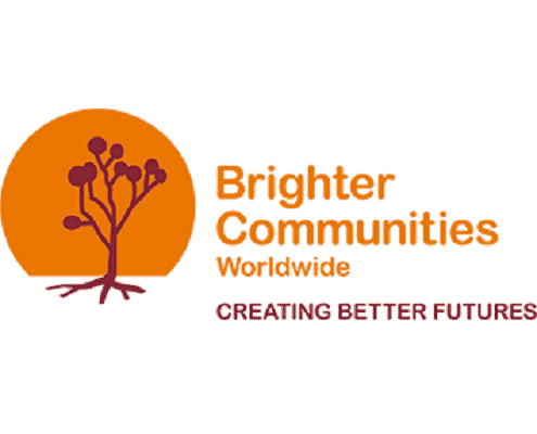 Brighter Communities Worldwide logo 2into3 Client