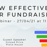 how effective is your fundraising irish giving index webinar