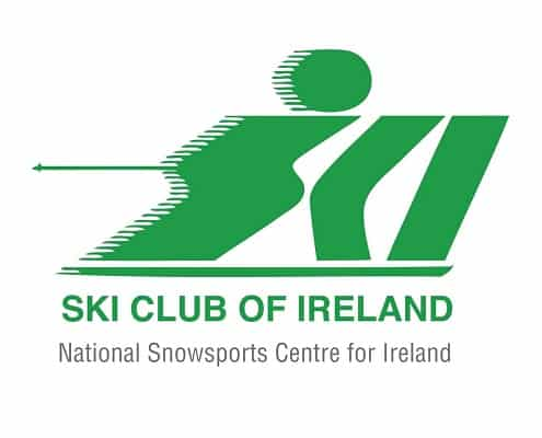 Ski Club Ireland logo 2into3 client Sports Capital Grant