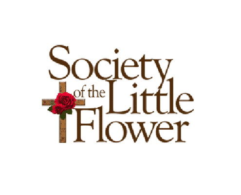 society of the little flower logo client 2into3